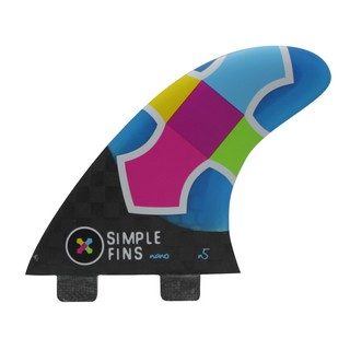 surfboard fins simple fins nano